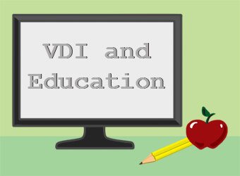 VDI in education