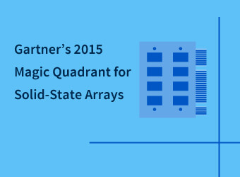 2015 Magic Quadrant for Solid State Arrays