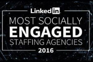 socially engaged staffing companies