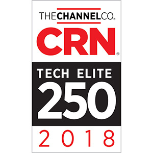ADAPTURE Named 2018 CRN Tech Elite 250 Solution Provider