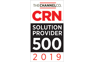 ADAPTURE Recognized on CRN's 2019 Solution Provider 500 List