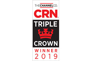 ADAPTURE Wins 2019 CRN Triple Crown Award