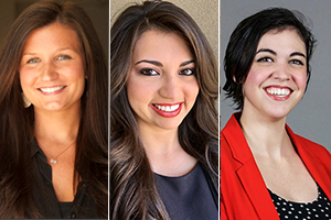 Burdine, Glidewell, and Strand of ADAPTURE Recognized as  CRN's 2020 Women of the Channel