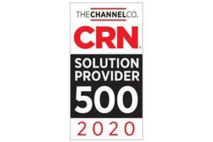 CRN Solution Provider 500 2020